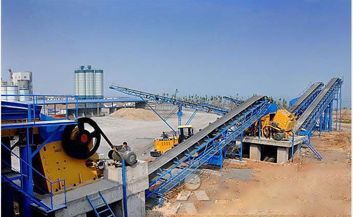 贵州安顺制砂生产线